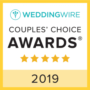 2019 WeddingWire Couples' Choice Awards